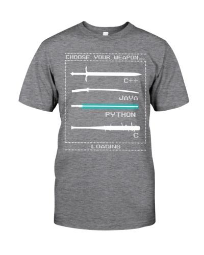 Programmer Weapon