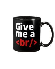 Give me a br Mug front