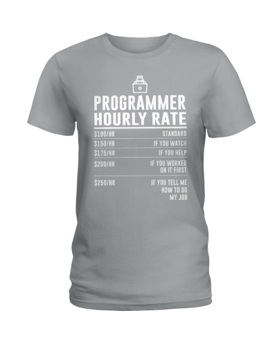 Programmer Hourly Rate