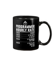 Programmer Hourly Rate Mug thumbnail