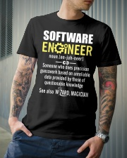 Software Engineer Classic T-Shirt lifestyle-mens-crewneck-front-6