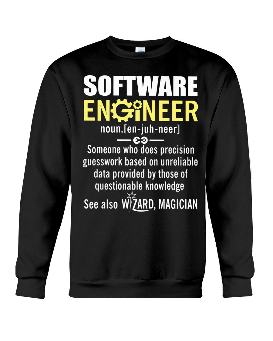 Software Engineer Crewneck Sweatshirt