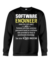 Software Engineer Crewneck Sweatshirt thumbnail