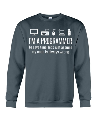 Programmer Always Wrong