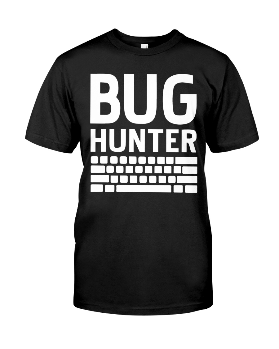 Bug Hunter Classic T-Shirt