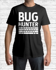 Bug Hunter Classic T-Shirt lifestyle-mens-crewneck-front-1