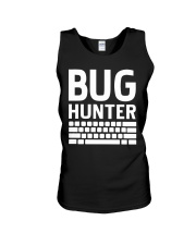 Bug Hunter Unisex Tank thumbnail