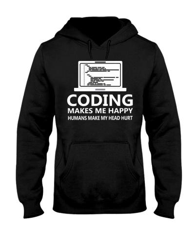 Coding makes me happy
