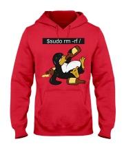 Sudo rm -rf Hooded Sweatshirt thumbnail