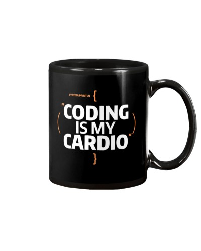 Coding is my cardio