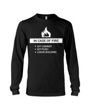 In Case Of Fire Long Sleeve Tee thumbnail