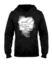 Control-Alt-Destroy Hooded Sweatshirt thumbnail