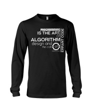 Art of code Long Sleeve Tee thumbnail