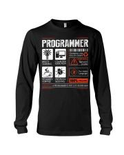 Programmer Long Sleeve Tee thumbnail