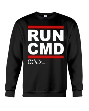 Run CMD Crewneck Sweatshirt thumbnail