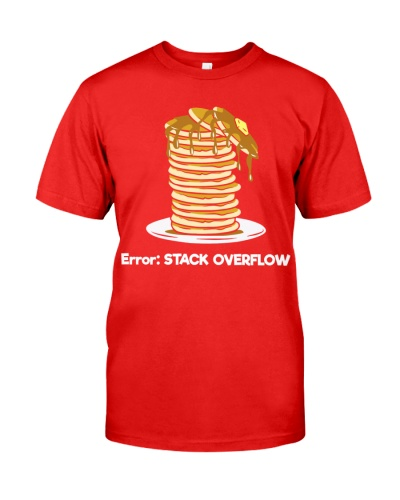 Error Stack Overflow
