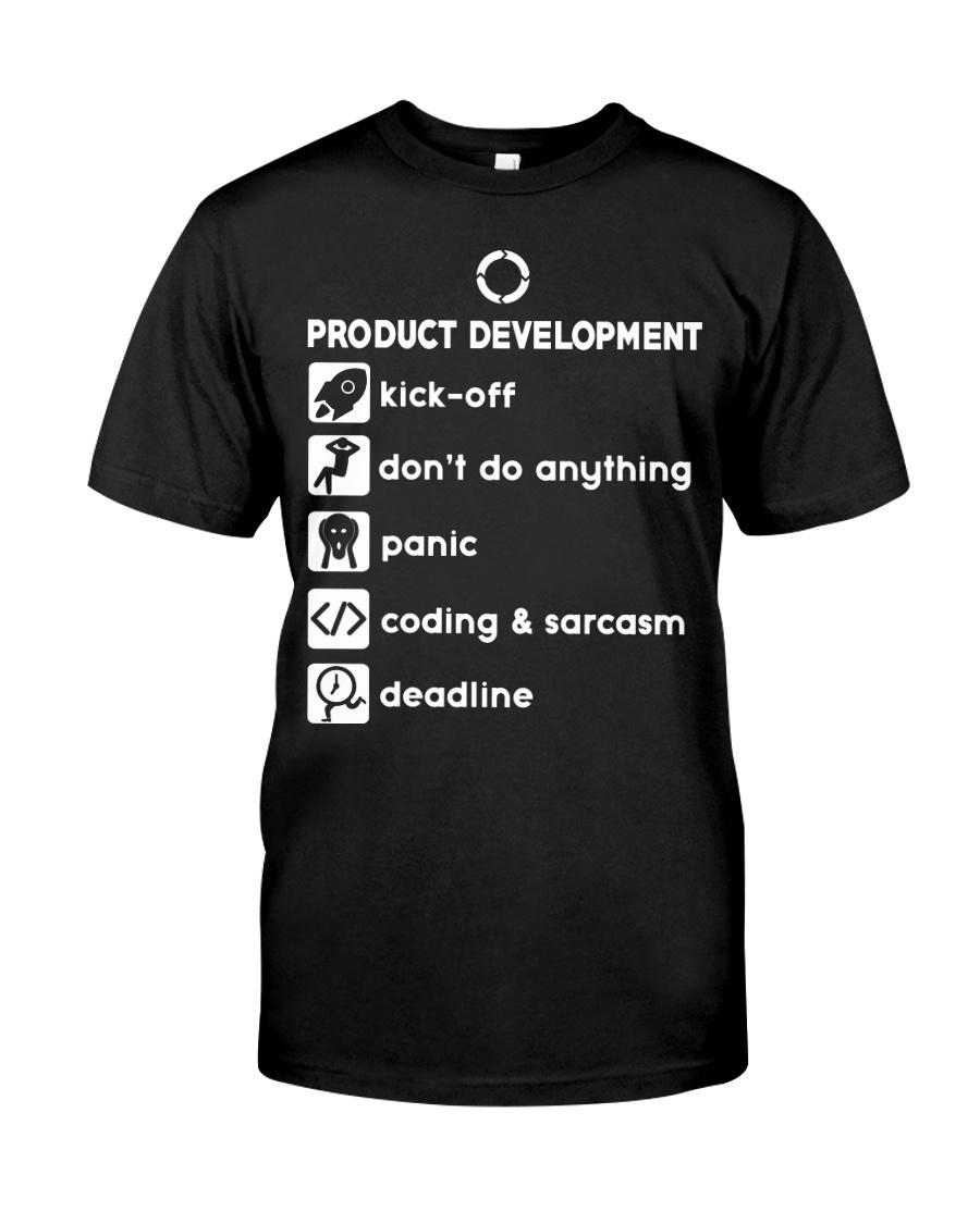 Product Development Classic T-Shirt