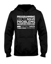 Programming Solve Hooded Sweatshirt thumbnail