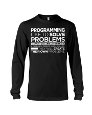 Programming Solve Long Sleeve Tee thumbnail
