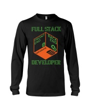 Full Stack Developer Long Sleeve Tee thumbnail