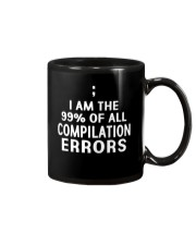 COMPILATION ERRORS Mug thumbnail