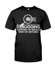 Debugging Classic T-Shirt front