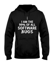 I am the 99 percent of all software bugs Hooded Sweatshirt thumbnail