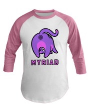 Myriad Cat Baseball Tee thumbnail