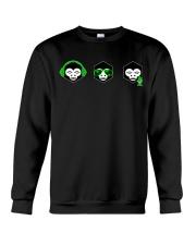 Intel Monkey v2 Crewneck Sweatshirt thumbnail