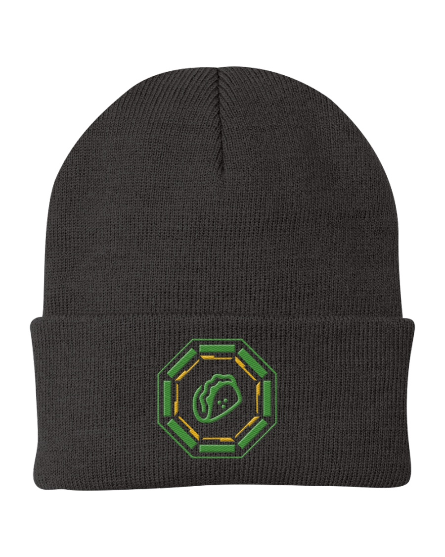 Enlightened Tacos Knit Beanie