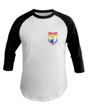 Resistance Pride  Baseball Tee thumbnail