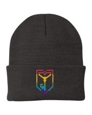 Resistance Pride  Knit Beanie front