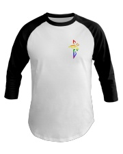 Enlightened Pride  Baseball Tee thumbnail