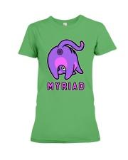 Myriad Cat Premium Fit Ladies Tee front