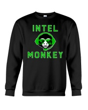 Intel Monkey Crewneck Sweatshirt thumbnail