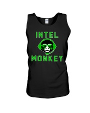 Intel Monkey Unisex Tank thumbnail
