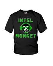 Intel Monkey Youth T-Shirt thumbnail