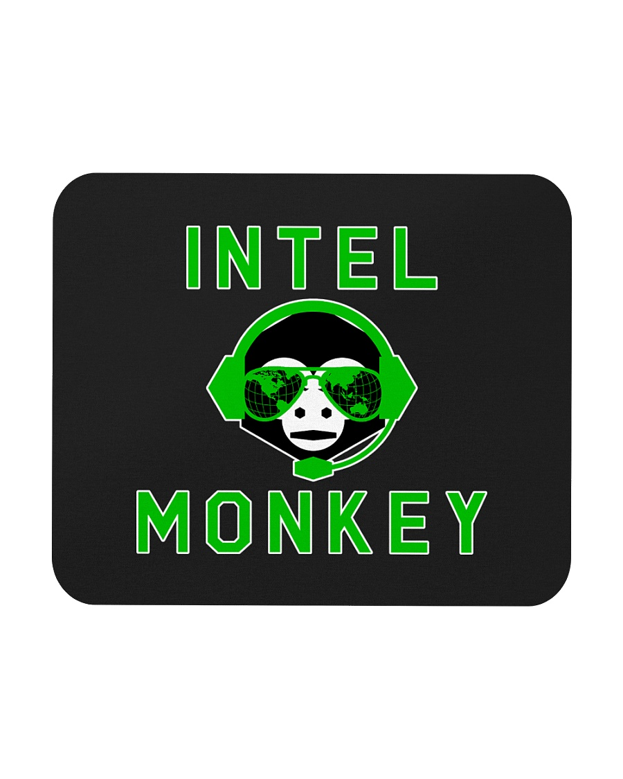 Intel Monkey Mousepad