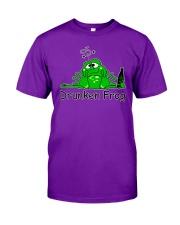 Drunken Frog Classic T-Shirt front