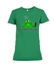 Drunken Frog Premium Fit Ladies Tee thumbnail