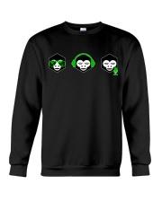 Intel Monkey v3 Crewneck Sweatshirt thumbnail