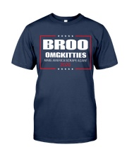 Broo Omgkitties 2020 Campaign Shirt Classic T-Shirt tile