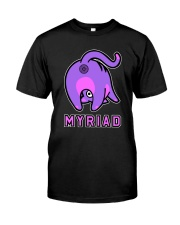 Myriad Cat Classic T-Shirt thumbnail