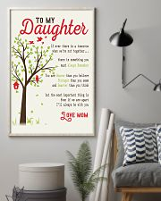 To My Daughter - Mother's Day 16x24 Poster lifestyle-poster-1