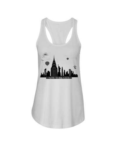 New York The Dream City