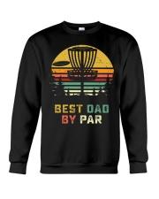 Best Dad By Par Crewneck Sweatshirt thumbnail