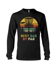 Best Dad By Par Long Sleeve Tee thumbnail