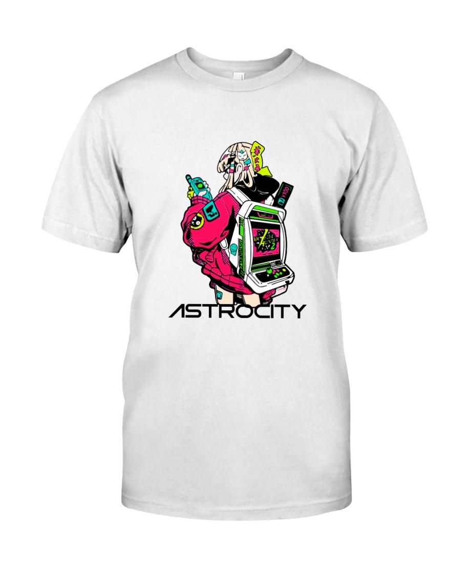 astrocity tee shirt