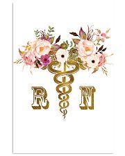 Registered nurse Symbol 11x17 Poster front