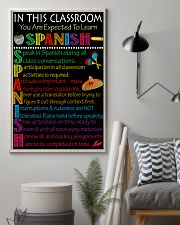 In This Classroom 11x17 Poster lifestyle-poster-1